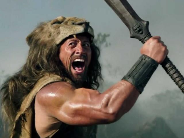 Hercules - Footage 1