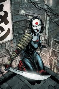 Katana - DC Comics