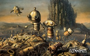 Machinarium - Promo Art