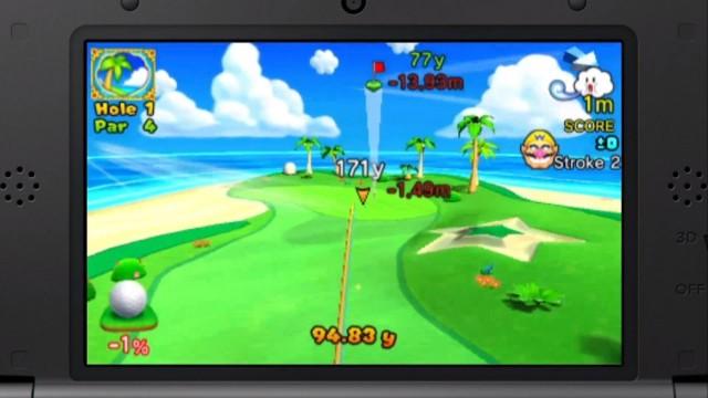 Mario Golf - Gameplay 3