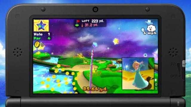 Mario Golf - Gameplay 8