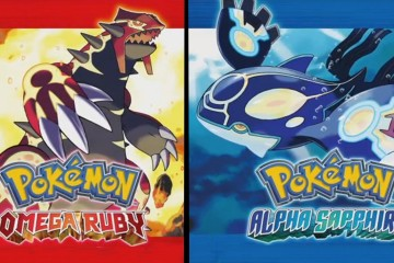 Pokemon Omega Ruby, Alpha Sapphire - Logo