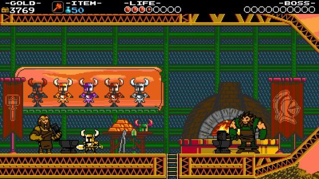 Shovel Knight - Gameplay 12