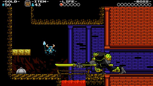 Shovel Knight - Gameplay 4