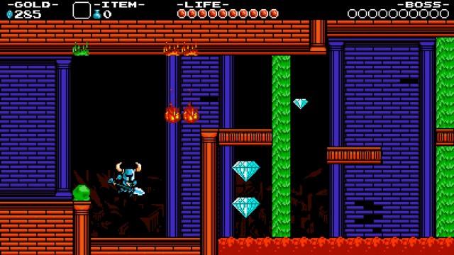Shovel Knight - Gameplay 7