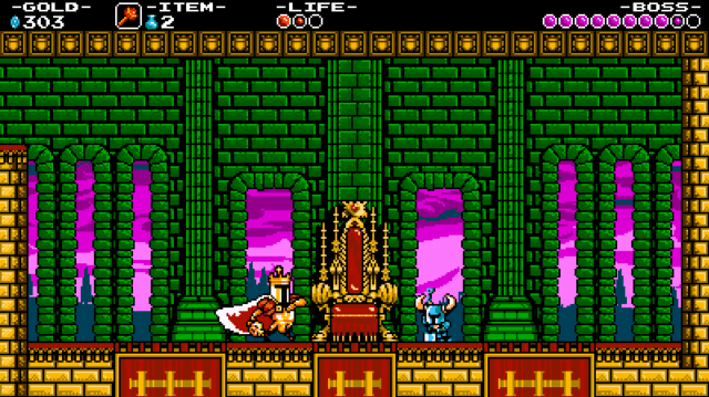 Shovel Knight - Gameplay 9
