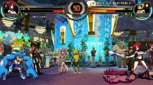 Skullgirls - Gameplay 2