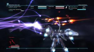 Strike Suit Zero- Director's Cut - Gameplay