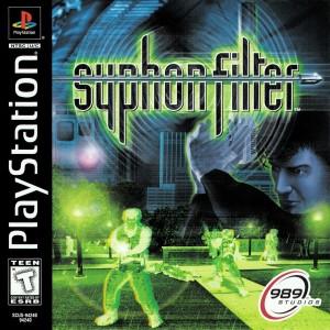 Syphon Filter - Box Art