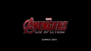 The Avengers- Age of Ultron - Logo