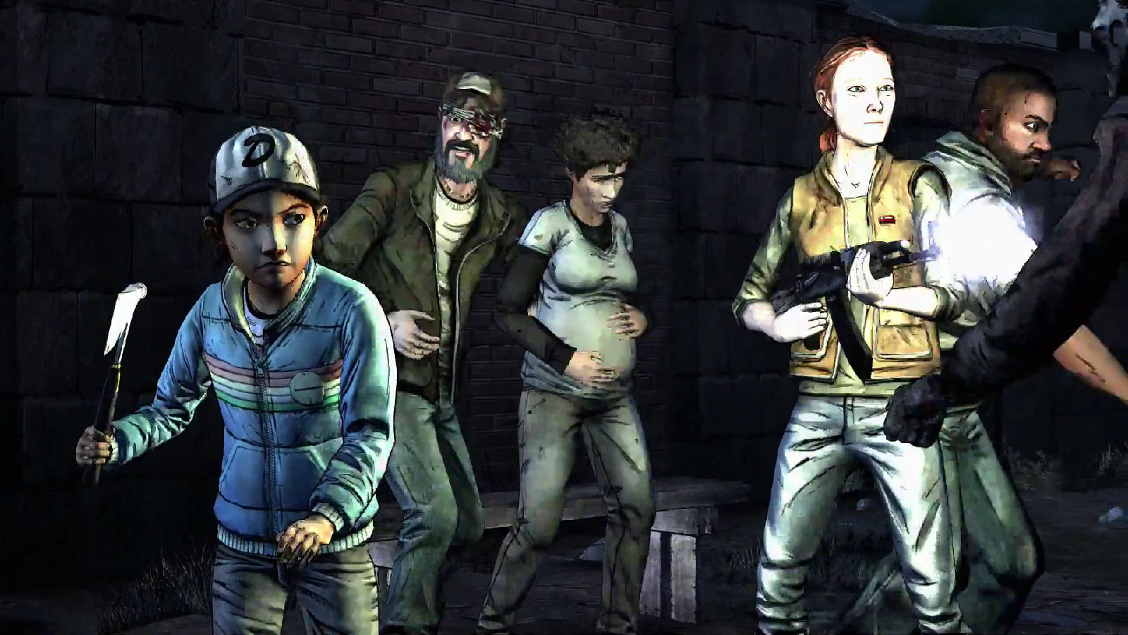 The Walking Dead: Season Two – Episode 4 releases next week