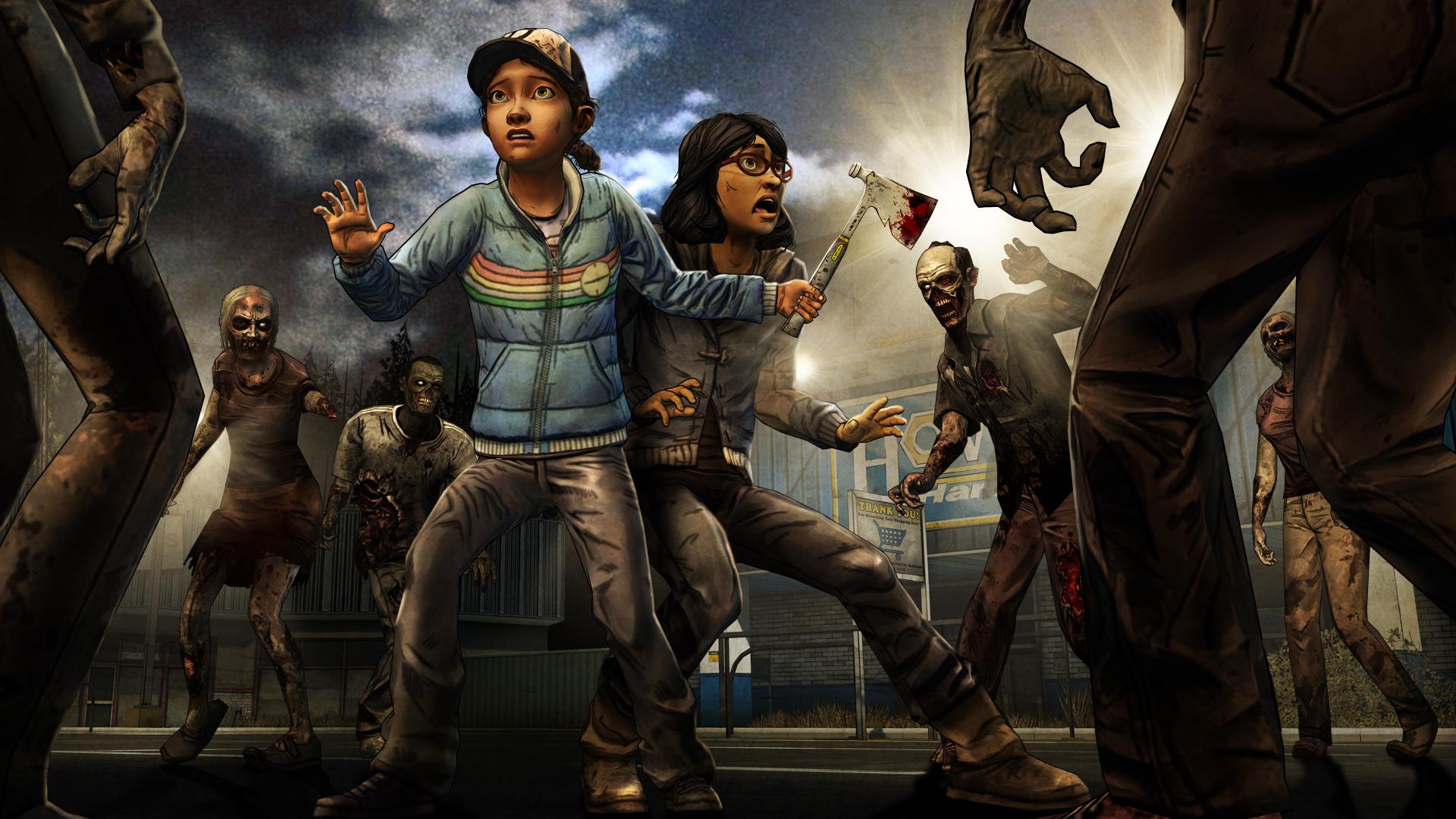 The Walking Dead: Season Two – Episode 4 releases next week