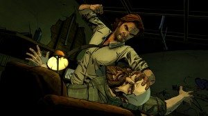 The Wolf Among Us - Gameplay 1