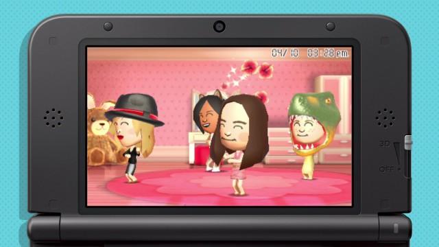 Tomodachi Life - Gameplay 1