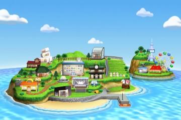 Tomodachi Life - Island