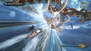 Bayonetta 2 - Gameplay 2
