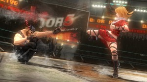Dead or Alive 5 - Gameplay 1