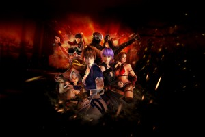 Dead or Alive 5 - Promo Art