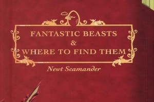 Fantastic Beasts - Textbook Cover