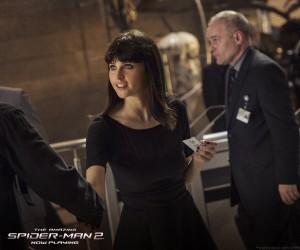 Felicity Jones - The Amazing Spider-Man 2
