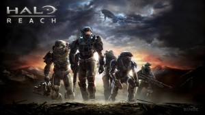 Halo- Reach - Promo Art
