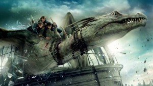 Harry Potter and the Deathly Hallows Part 1 - Footage