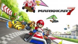 Mario Kart 7 - Promo Art
