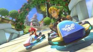 Mario Kart 8 - Link