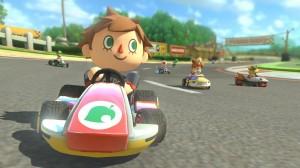 Mario Kart 8 - Villager