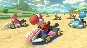 Mario Kart 8 - Yoshi variants