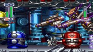 Mega Man X4 - Gameplay