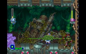 Mega Man X5 - Gameplay