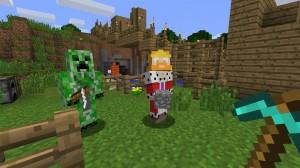 Minecraft - Gameplay