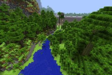 Minecraft - Landscape