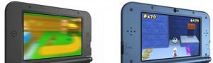 New Nintendo 3DS - 3D effect