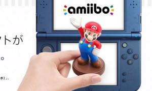 New Nintendo 3DS - Amiibo