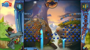 Peggle 2 - Gameplay
