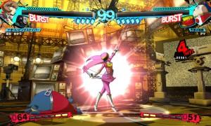 Persona 4 Arena Ultimax - Gameplay 1