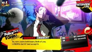 Persona 4 Arena Ultimax - Gameplay 2