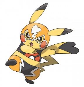 Pokemon Omega Ruby, Alpha Sapphire - Cosplay Pikachu