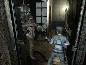 Resident Evil 1 - Gameplay 1
