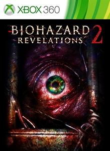 Resident Evil Revelations 2 - Box Art
