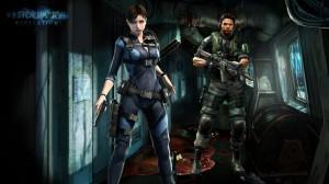Resident Evil Revelations - Gameplay