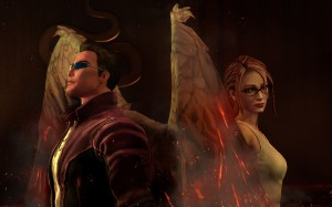 Saints Row- Gat Out of Hell - Promo Art