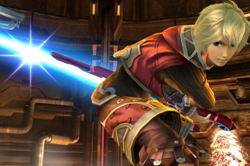 Shulk - Super Smash Bros
