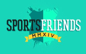 Sportsfriends - Promo Art
