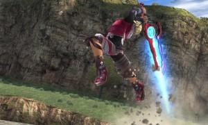 Super Smash Bros. Wii U - Shulk