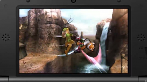 Super Smash Bros. for Nintendo 3DS - Gameplay