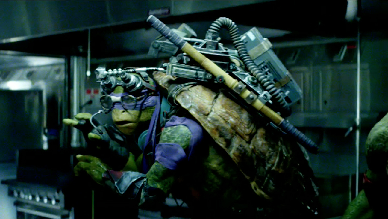Teenage Mutant Ninja Turtles 2014 Review Eggplante