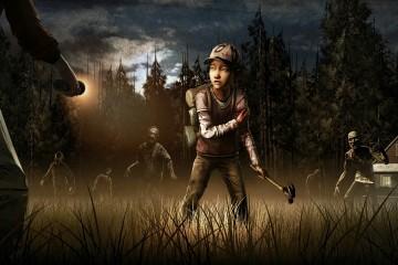 The Walking Dead - Season Two - Promo Art